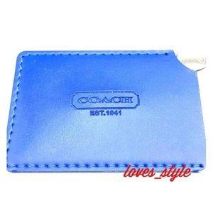 COACH Pocket Mirror w/ Case